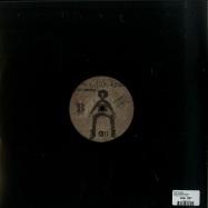 Back View : Amp Fiddler - KEEP COMING REMIX - Mahogany Music / M.M-43