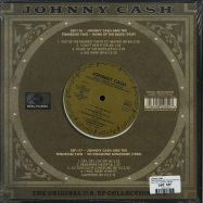 Back View : Johnny Cash - THE ORIGINAL U.S. EP COLLECTION VOL. 3 (LTD WHITE 10 INCH) - Reel to Reel / CASHEP3 / 8937006