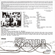 Back View : Tom Ze - ESTUDANDO O SAMBA (LP) - Mr Bongo / MRBLP190