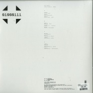 Back View : 96 Back - EXITABLE, GIRL (2X12 INCH) - Central Processing Unit / CPU01000111