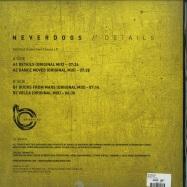 Back View : Neverdogs - DETAILS EP - Bamboleo / BAM003V
