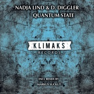 Back View : Nadja Lind & D. Diggler - QUANTUM STATE (MARKUS SUCKUT REMIX) - Klimaks Records / KR002