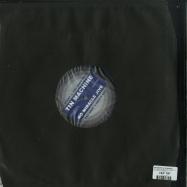 Back View : David Bowie & Tin Machine - NO MIRACLE JIVE (BLUE LP) - Roxborough / ROXMB027-C
