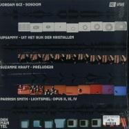 Back View : Jordan GCZ / Upsammy / Suzanne Kraft / Parrish Smith - SCORES - Dekmantel / DKMNTL 068