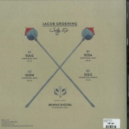 Back View : Jacob Groening - SULG EP - Kamai Music / KAMAI004
