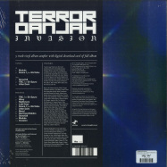 Back View : Terror Danjah - INVASION (LTD EP + ALBUM-MP3) - Tru Thoughts / TRULP373