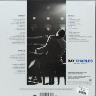 Back View : Ray Charles - THE SOUL LEGEND BOX (3LP BOX + POSTER) - Wagram / 3369306 / 05179701