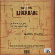Back View : Bruce Leroys - LIBERDADE (RICARDO VILLALOBOS REMIX) - Cocada Music / CM001V