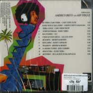 Back View : Various Artists (compiled Americo Brito & Arp Frique) - RADIO VERDE (CD) - Colourful World / CW 003 CD