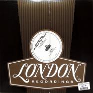 Back View : Blancmange - LIVING ON THE CEILING (ROMAN FLUEGEL REMIX) - London Records / LMS5521336