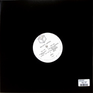 Back View : Various Artists - VOLUPTE AMERE - Imported Recordings / IMPRTD004