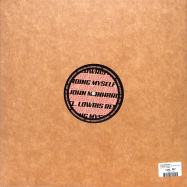 Back View : John Manhard - FINDING MYSELF EP (VINYL ONLY) - SOUS:SOL / SOS004