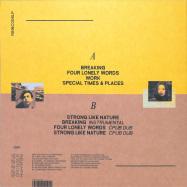 Back View : Aksk - THINGS WE DO (LP) - Running Back Incantations / RBINC006LP