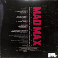 Back View : Junkie XL - MAD MAX: FURY ROAD O.S.T. (COLOURED 180G 2LP) - Mondo / Mond33