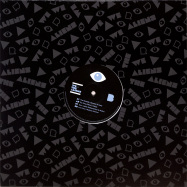 Back View : Various Aliens - WRTA 002 - We R The Aliens / WRTA002