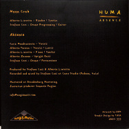 Back View : Huma - ABSENCE (7 INCH) - Angis Music / ANGIS 333