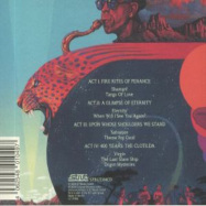 Back View : Idris Ackamoor And The Pyramids - SHAMAN! (CD) - Strut / STRUT214CD