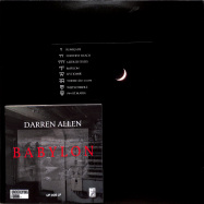 Back View : Darren Allen - BABYLON (2X12INCH) - Underlying Form / UF005LP