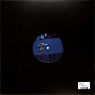 Back View : Versalife - SHAPE SHIFTER EP - Delsin / DSR/E11