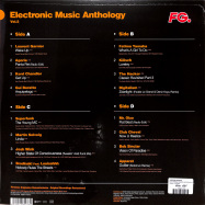 Back View : Various Artists - ELECTRONIC MUSIC ANTHOLOGY 05 (2LP) - Wagram / 05202491