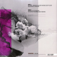 Back View : Boris Brejcha - PURPLE NOISE REMIXES 1 (COLOURED SPLATTER VINYL) - Harthouse / HHBER023-6