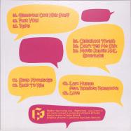 Back View : Detest - GLAMOROUS COOL KIDZ STUFF (BLUE 2LP + CD + MP3) - PRSPCT Recordings / PRSPCT255
