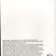 Back View : Krispaglia - DIS POESY OF JAH - Aglia001