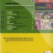 Back View : African Pearl 70 - RUMBA ROCK - CONGO 70 S (2XLP) - Discograph / Syllart / 6154196
