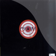 Back View : DJ Sneak - ACIDO EP - Ovum / ovm201