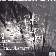 Back View : Desto / Tes La Rok - ICE COLD / TRICKY TING - Noppa Records / NOPPA007