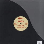 Back View : ARGY - DAZE TO COME TO DIFFERENCE - Versatile / VER072