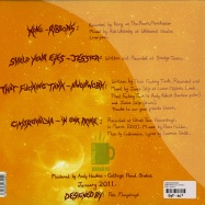 Back View : Various Artists - BREW SPLIT 10 (10 INCH ORANGE VINYL) - Brew / brw015