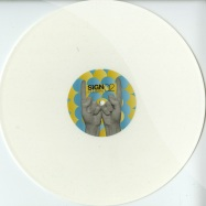 Back View : Electric Rescue - DOPE (WHITE COLOURED VINYL) - Sign Industry / SIGN02