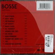 Back View : Bosse - WARTESAAL (CD) - Universal / 602527606477
