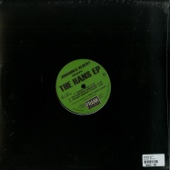 Back View : Johannes Albert - The H.A.N.S. EP - Frank Music / FM120046