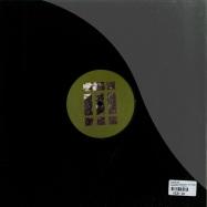 Back View : Plusculaar - STAI JOS EP (VINYL ONLY / INCL DANA RUH & EVELINE FINK RMXS) - Enough! Music / Enough006