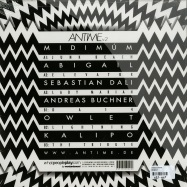 Back View : Various Artists - ANTIME V2 - Antime / Antime001