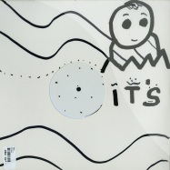 Back View : Rvds - SPACE EP - Its / ITS012