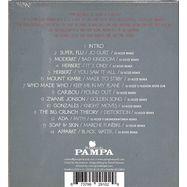 Back View : DJ Koze - REINCARNATIONS PART 2 (CD) - Pampa Records / PampaCD010