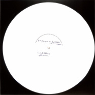 Back View : RT Sound Factor (Ron Trent) - 7TH HEAVEN - TRIBUTE TO THE ENERGY OF FRANKIE KNUCKLES (WHITE VINYL) - Electric Blue / EB004