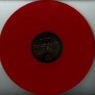 Back View : Various Artists - MOOG YOUR BODY VOL.3 (RED COLOURED VINYL) - Polybius Trax / PT003