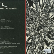 Back View : L_ - THE OUTSIDER (EP + MP3) - Antime / ANTIME015