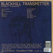 Back View : Blackhill Transmitter - BLACKHILL TRANSMITTER (180G LP) - FSOL Digital / FSOLDLP5