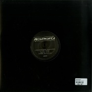 Back View : Various Artists - MECHATRONICA 1 - Mechatronica Music / MTRON001RP