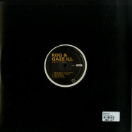Back View : RDG & Gaze Ill - KEEPIN IT REAL - Cue Line Records / CLV001