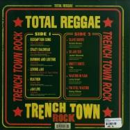 Back View : Various - TOTAL REGGAE - TRENCH TOWN ROCK (LP-VINYL) - VP MUSIC GROUP / VP25731