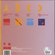 Back View : Com Truise - ITERATION (2LP) - Ghostly International / GI296LP / 00112105