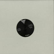 Back View : Hit Hz - VALURI 01 (180G VINYL ONLY) - Valuri / VALURI01