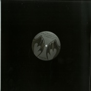 Back View : Joix - MANTRA - Lethal Dose Recordings / LDRL003