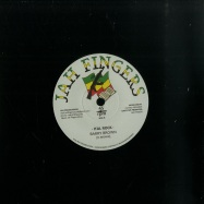 Back View : Barry Brown - ITAL ROCK (7 INCH) - Jah Fingers / JFR701